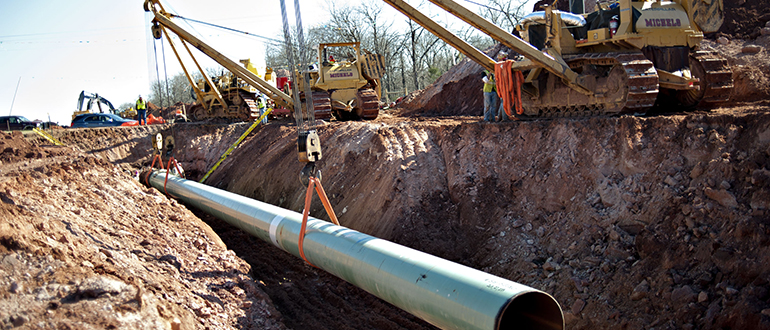 Pipeline Construction/Installation and Maintenance - Ehimatie Global